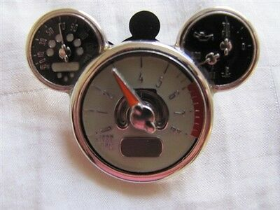 Disney Trading Pins 46886 Mickey Mouse Icon Tachometer