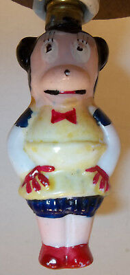 RARE Antique Disney Christmas Figural Bulb MINNEY MOUSE NOT WORKING
