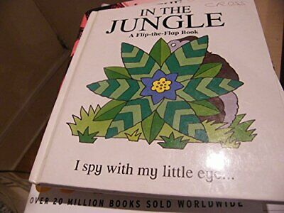 In the Jungle (Flip the Flap) by Cox, Steve Hardback Book The Cheap Fast Free