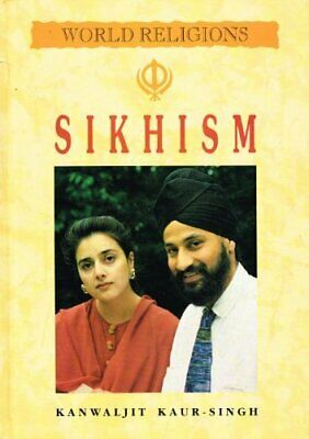 Sikhism (World Religions) by Kaur-Singh, Kanwaljit Hardback Book The Cheap Fast