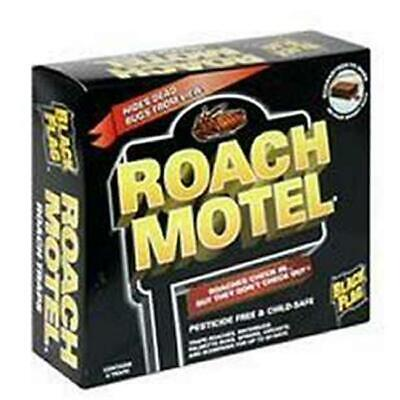 United Industries Corp HG11020-61009 Black Flag Roach Motel pack of 12