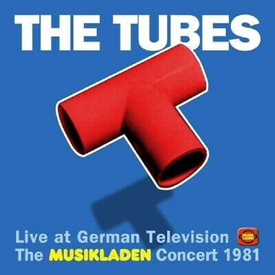 The Tubes - The Musikladen Concert 1981