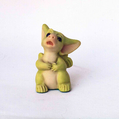 Real Musgrave - Whimsical World of Pocket Dragons Figurine  - Why?, Dragon
