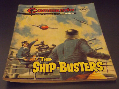 Commando War Comic Number 657!,1972 Issue,v Good For Age,46 Years Old,very Rare.