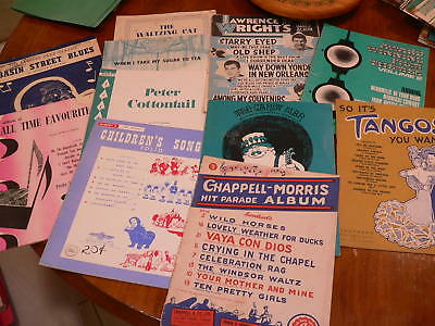 500g  music sheets paper,  4 altered art mixed media junk journals ast pk 17