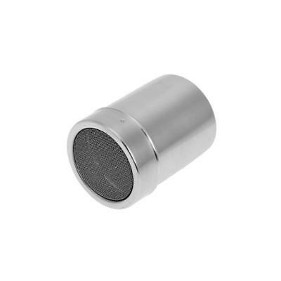 HOT Stainless Steel Chocolate Cocoa Shaker Cappuccino Coffee Sifter dusting can