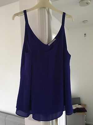 Set Of 4 Size 12 Camis Tops From George