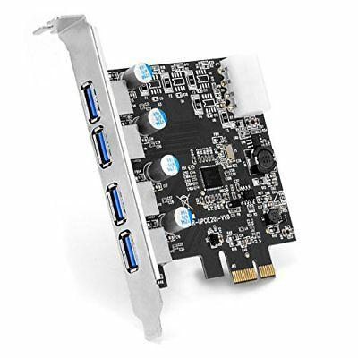 Csl - 4-port Usb 3.0 super Speed Card Pcie Express Controller Card | Interface C