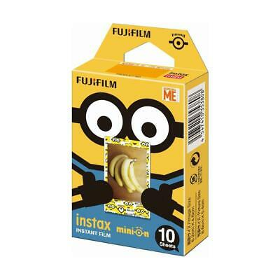 Fujifilm Minion Instax Mini Film, 10 Sheets #16555198