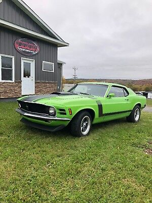 Ford: Mustang 1970 fastback mustang