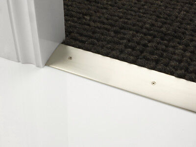 Extra Wide Carpet Door Bars