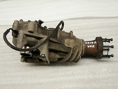 Mazda Tribute EP Differential vorne (6)