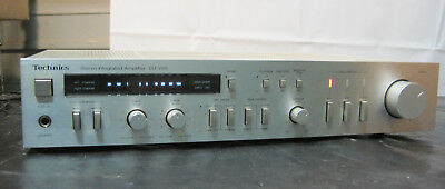 Technics SU-V26 Stereo Integrated 230 W Amplifier Made in Japan