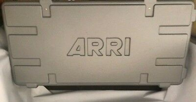Arri Lighting Suitcase With  Wheels Excellant