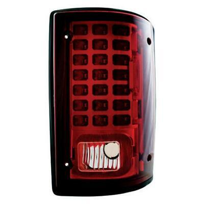 IPCW LEDT-502CR Ford Econoline 1995 - 2012 Tail Lamps LED Ruby Red