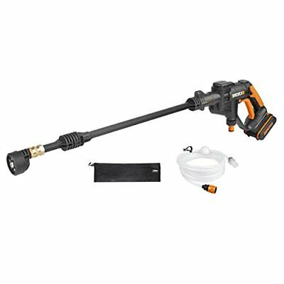 Wg629e 18v 20v Max Cordless Hydroshot Portable Pressure Cleaner By Worx