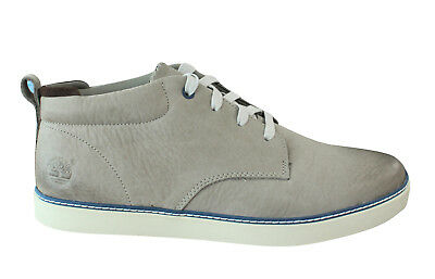 7700e7423b Timberland Earthkeeper Hudston Chukka Baskets Hommes Chaussure Lacet Taupe  9643A