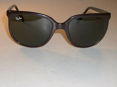 3356a48618056 Circa 604ms Bausch   Lomb Ray-Ban Marron Chocolat G15 Cats 1000 Ski Lunettes  de