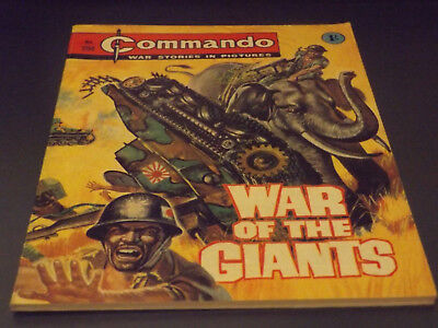 Commando War Comic Number 294 !!,1967 Issue,excellent For Age,51 Years Old,rare.