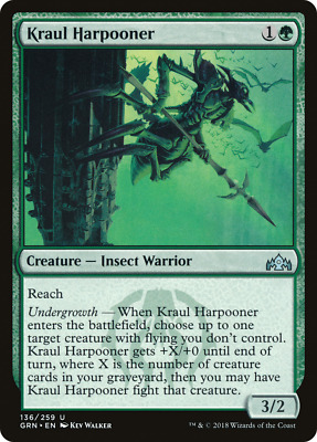 3x Creeping Chill 066//259 Near Mint MTG Guilds of Ravnica