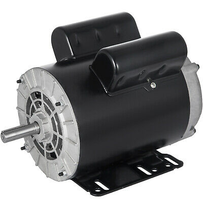 CM03256 Electric Motor 3 HP 1 Phase 3450RPM  2.2 KW Air compressor 60 Hz