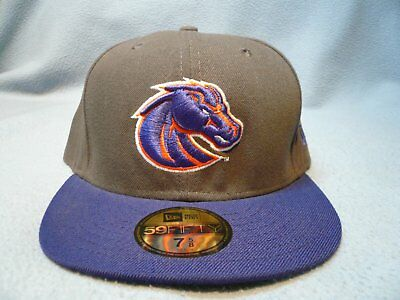 cheap for discount b356f a371a New Era 59fifty Boise State Broncos BRAND NEW cap hat Fitted BSU Football 2- tone