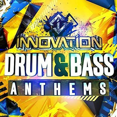 Innovation - Drum And Bass Anthems - Various Artists (NEW 3CD)