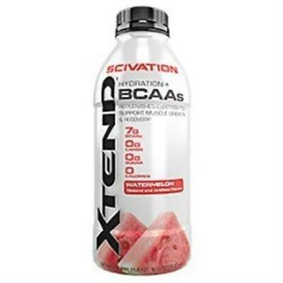 Scivation 3740110 16 oz. Xtend Rtd Watermelon 12 Drinks