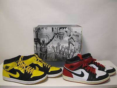 quality design 100% high quality finest selection AIR JORDAN 1 Retro Old Love New Love Pack - Size 10.5 ...