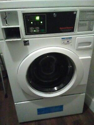 Speed queen commercial washer 18 lb