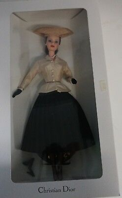 Mattel Christian Dior Paris Barbie MIB 16013 #AG95