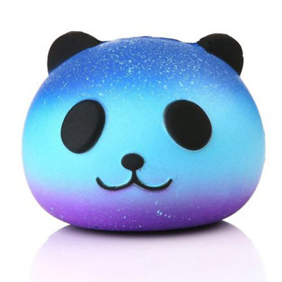 Simulation Decompression Slow Rebound Toy Squishy Cute Star Panda Toys For Kids