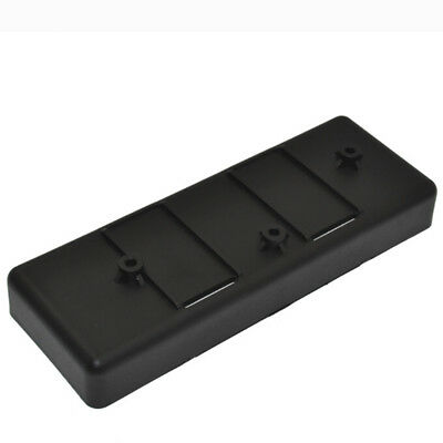 for 1/8 1/10 RC Car Battery Box Spare Black Holder Case Durable Plastic Tool