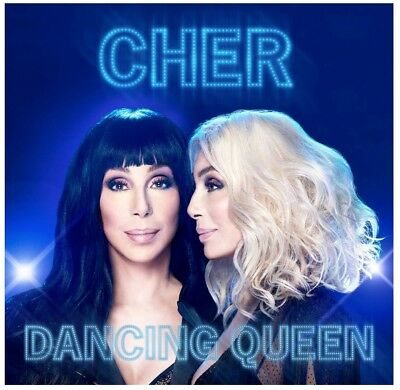 NEW FACTORY SEALED! - Dancing Queen by Cher - CD - FREE SHIPPING! - ABBA