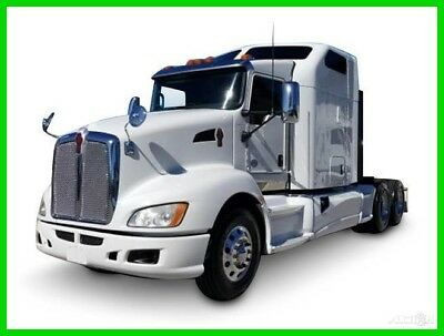 2015 Kenworth T660 Used