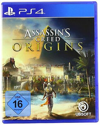 Assassins Creed Origins - PS4 Playstation 4 Spiel - NEU
