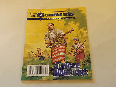 Commando War Comic Number 2569!,1992 Issue,v Good For Age,25 Years Old,very Rare