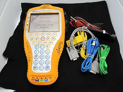 3M Dynatel 965 AMS Cable Tester with VDSL2 Module