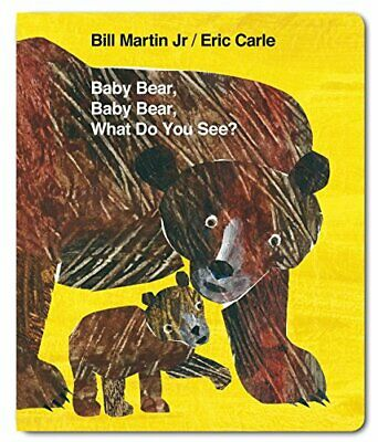 Baby Bear, Baby Bear, What do you See? (Board Book) by Carle, Eric Board book