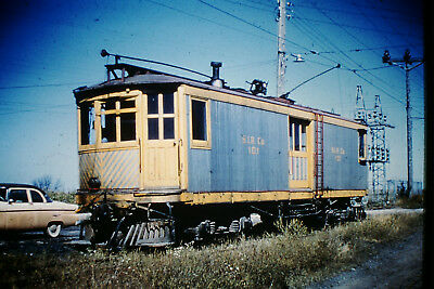 Southern Iowa Freight Trolley Traction Duplicate Charley's Slide
