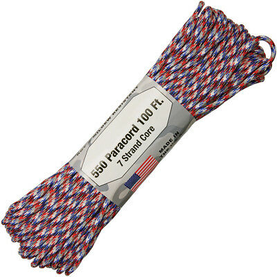 5891 Stansport Orange Poly Cord 1//4in 100ft N-110