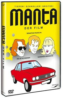 Manta der Film - Senator 88697275029 - (DVD Video / Komödie)
