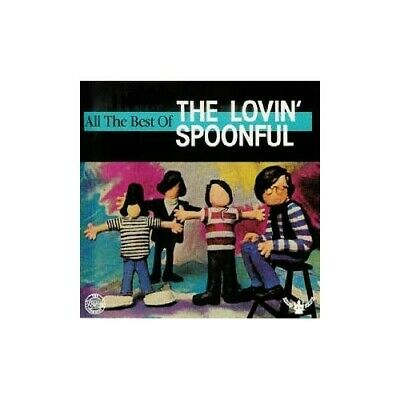 Lovin Spoonful - All the Best of - Lovin Spoonful CD XQVG The Fast Free Shipping