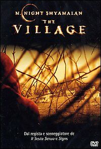 The Village (Manoj Night Shyamalan 2004) DVD NO EDICOLA NO NOLEGGIO!