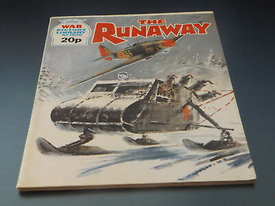 WAR PICTURE LIBRARY NO 1806!,dated 1980!,V GOOD for age,great 38!YEAR OLD issue.