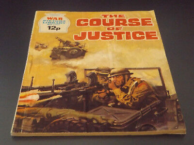 WAR PICTURE LIBRARY NO 1361!,dated 1977!,GOOD for age,great 41!YEAR OLD issue.