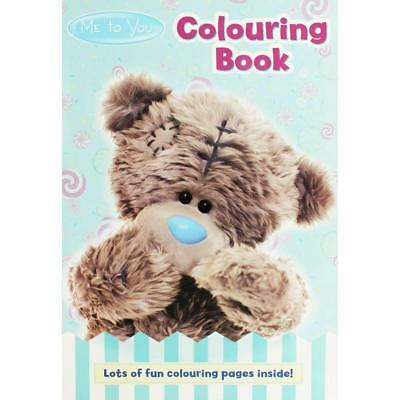 Me To You Tatty Teddy Bear Childrens Colouring Book Learning Activity Pad 2993