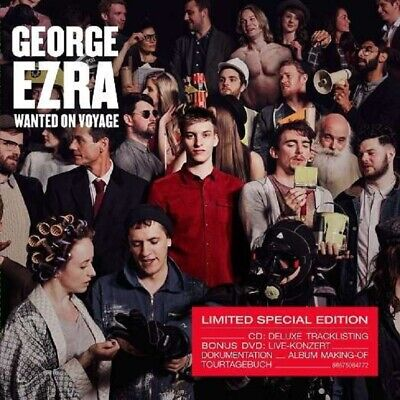 George Ezra - Wanted On Voyage (Limited Deluxe Repack Edition) (CD + DVD) (Musik