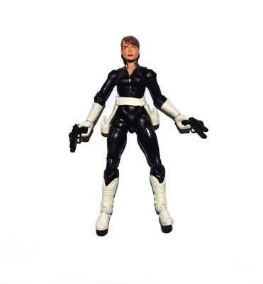 "Marvel Universe The Avengers SHIELD Agent Maria Hill 3.75"" Loose Action Figure"