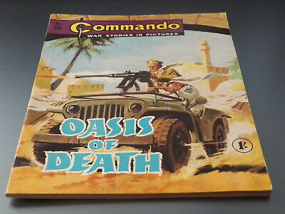 Commando War Comic Number 409 !!,1969 Issue,excellent For Age,49 Years Old,rare.